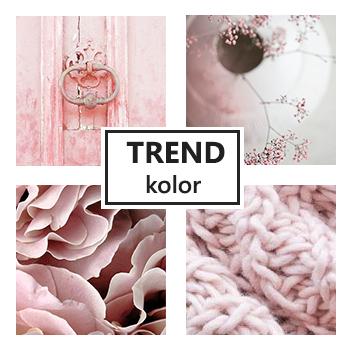 różowy kolor sezonu