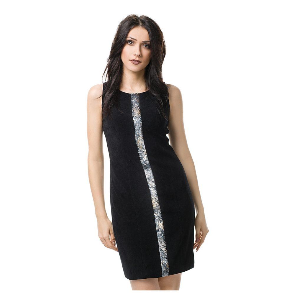 sukienka-czarna-zamszowa-cekin-cecylia