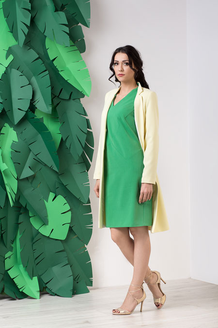 zielona-sukienka
