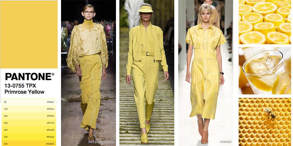 Modny kolor żółty, cytrynowy, bananowy...