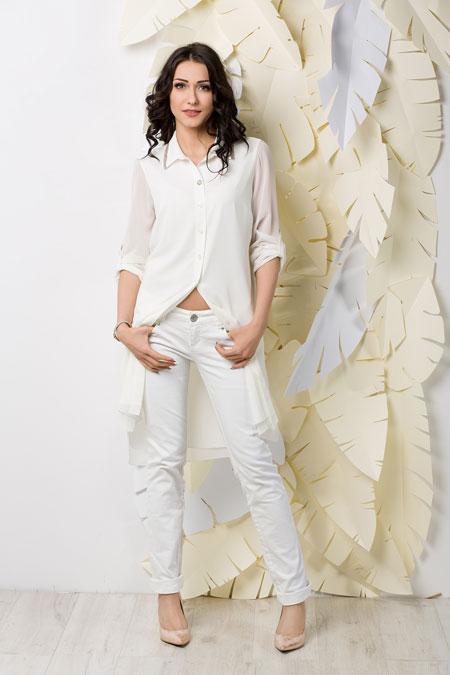 kremowa-koszulowa-sukienka