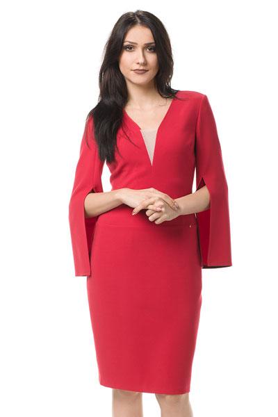 czerwona-sukienka-midi-garetta-bee-collection