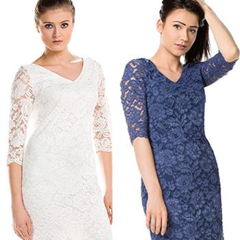 Sukienki dla druhny, modne kreacje dla świadka