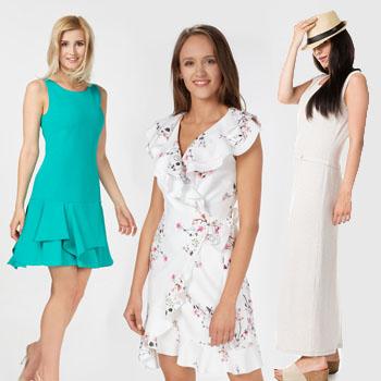 Sukienki letnie bez rękawów
