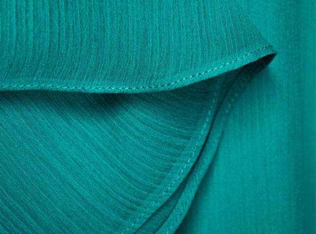 kupując sukienkę zwróć uwagę na jakość szwów