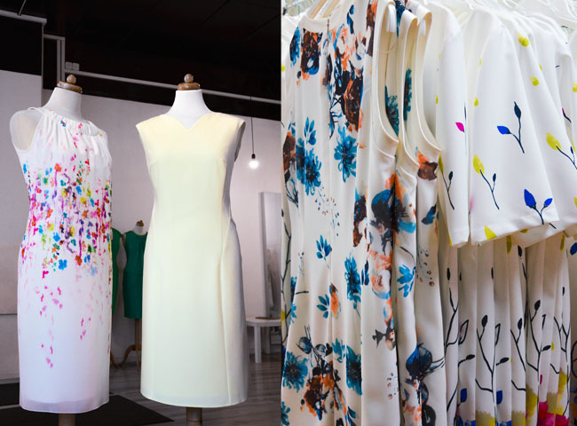 kupując sukienkę zwróć uwagę na to, aby wyglądać w niej korzystnie