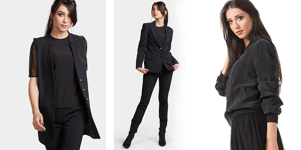 Power dressing kojarzy się z męskim garniturem