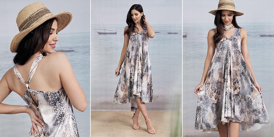 Ulubiona sukienka na każdą okazję, sukienka do małej walizki